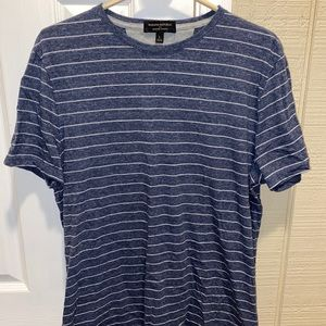 Banana republic large mens blue t shirt